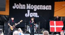 John Mogensen Jam - bifald